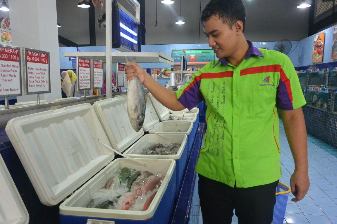 Dukung Gerakan Makan Ikan, Bandar Djakarta Bekasi Beri Discount 21 Persen Hari Ini
