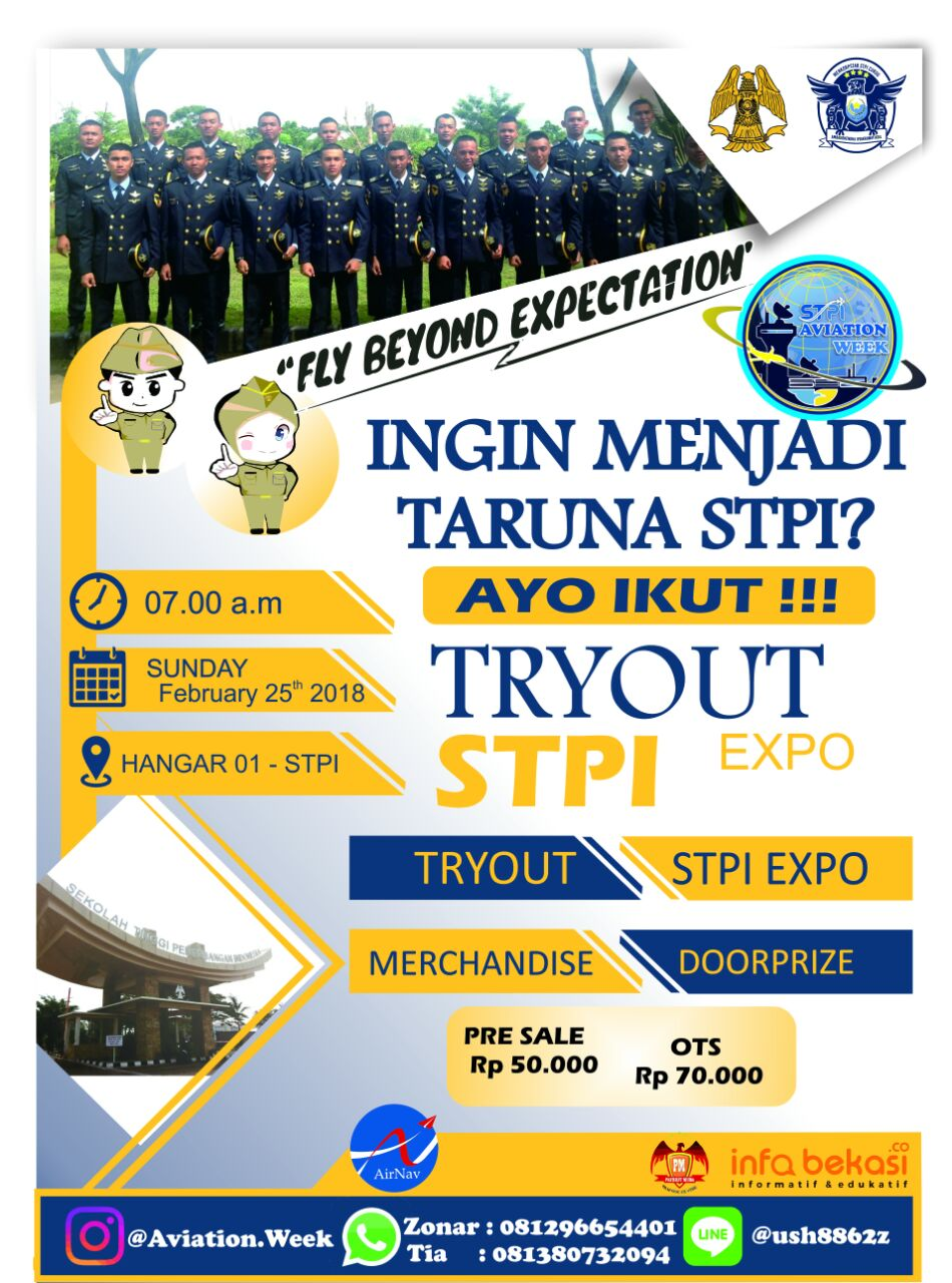 Try out STPI expo