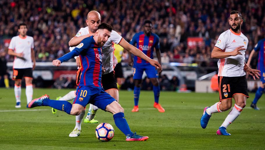 Barcelona Kembali Menang Atas Gol Suarez