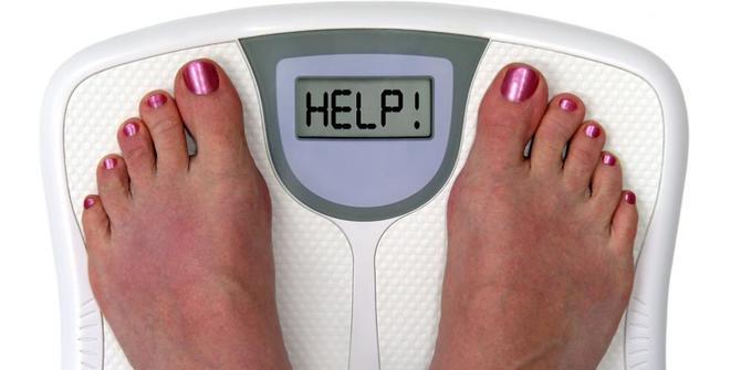 Ilustasi Obesitas