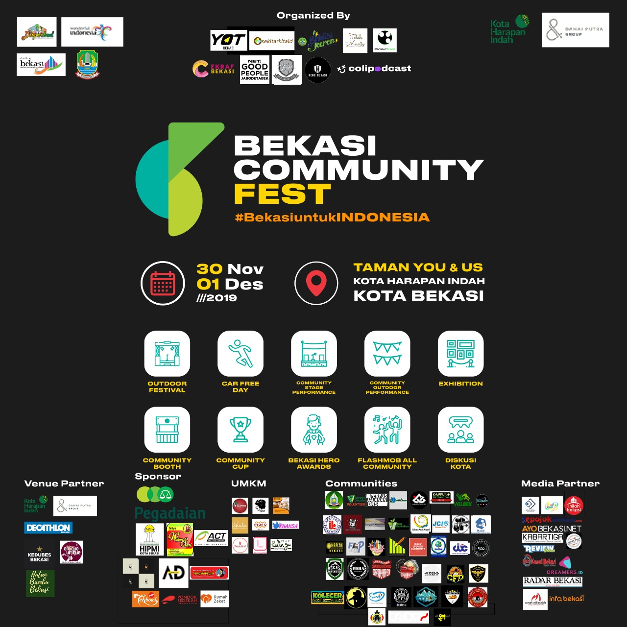 Bekasi Community Fest