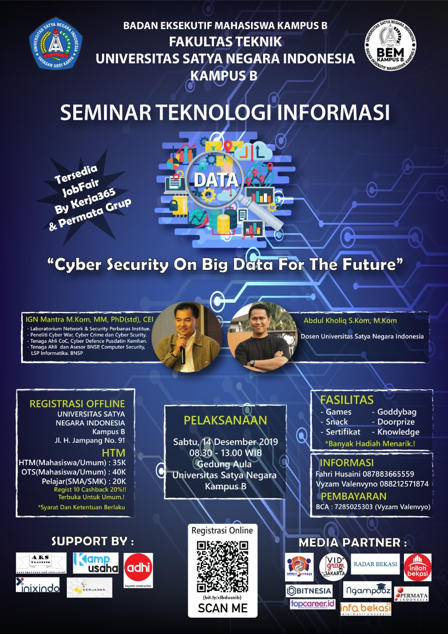 Cyber Security On Big Data For The Future
