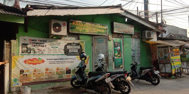 Pusat Grosir Obat Herbal Bekasi