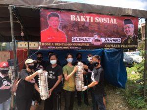 Aksi Sosial Sobat Jarwo Bekasi